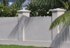 Appin VIC Barrier wall fencing 1