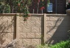 Appin VIC Barrier wall fencing 3