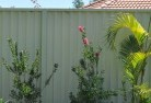 Appin VIC Corrugated fencing 1