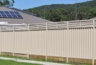 Appin VIC Corrugated fencing 2