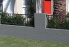 Appin VIC Front yard fencing 11