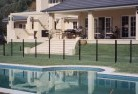 Appin VIC Glass fencing 2