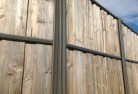 Appin VIC Lap and cap timber fencing 2
