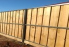 Appin VIC Lap and cap timber fencing 4