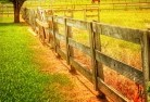 Appin VIC Rail fencing 5