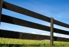 Appin VIC Rail fencing 6