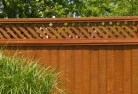 Appin VIC Wood fencing 14