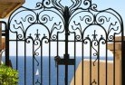 Appin VIC Wrought iron fencing 13