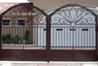 Appin VIC Wrought iron fencing 2